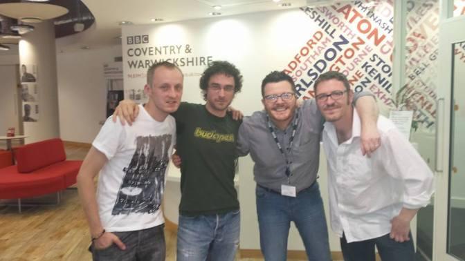 BBC sesh Sept 2014 3