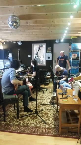 EP recording 2016 1